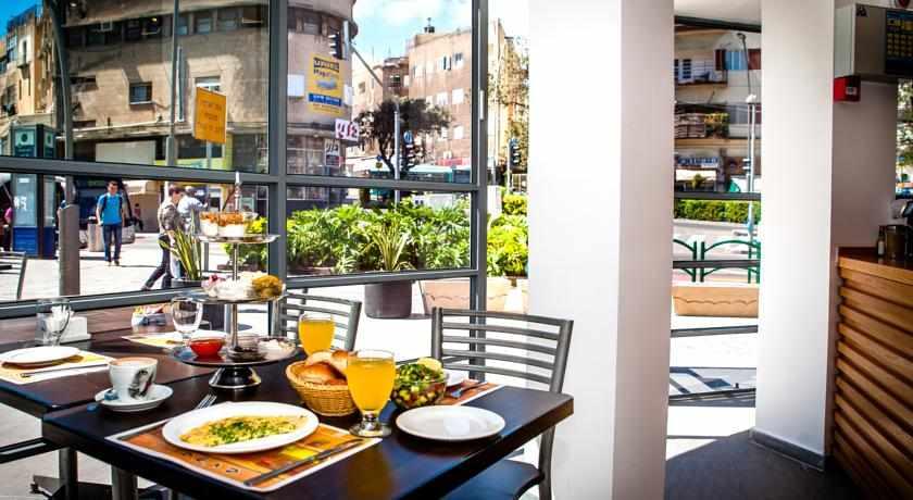 מסעדה מלון ארט גלרי חיפה