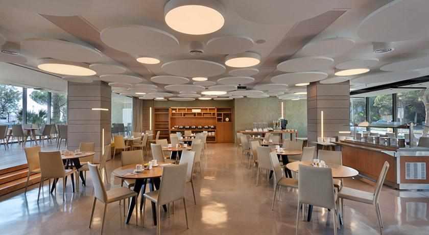 חדר אוכל מלון ביי וויו חיפה