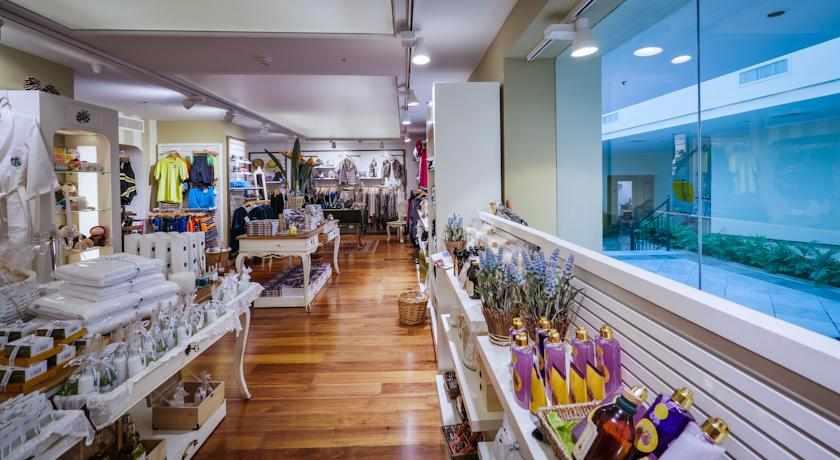 חנות מתנות מלון יערות הכרמל