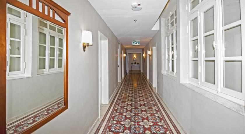 מלון קולוני חיפה מבפנים