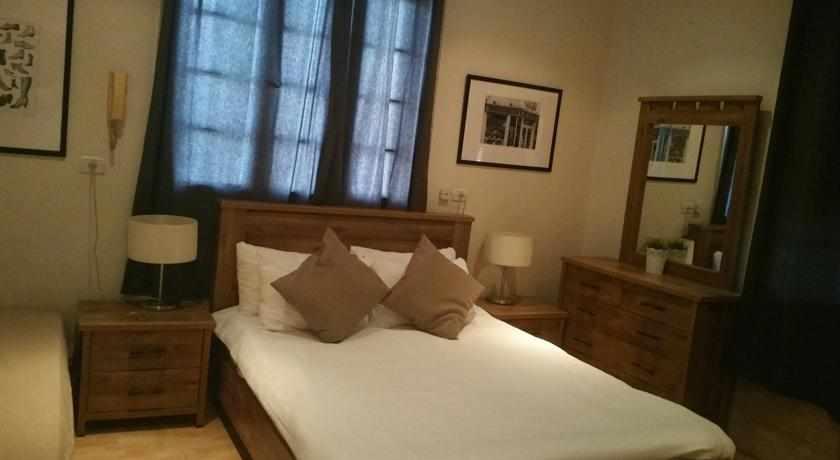 חדר מלון עדן חיפה