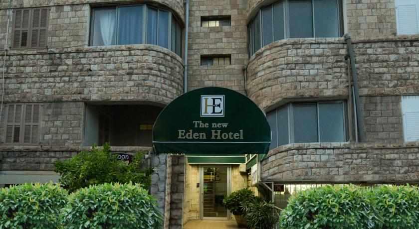מלון עדן בחיפה