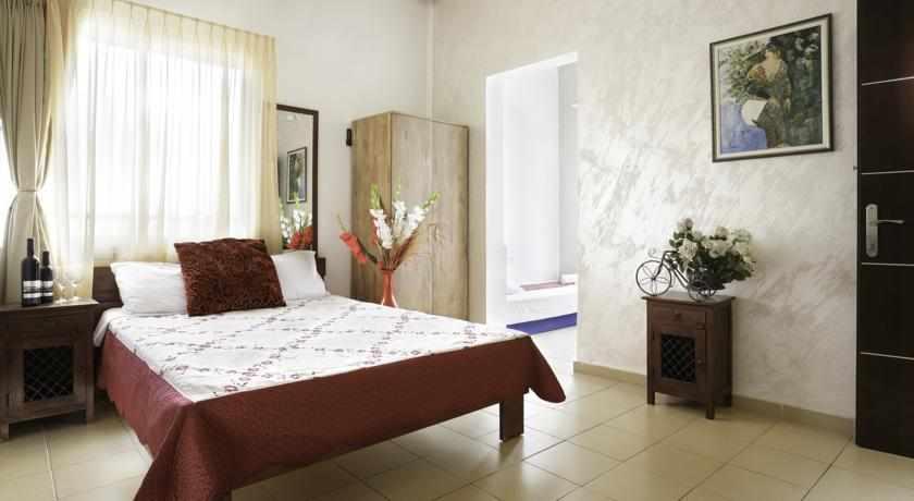 חדר זוגי מלון לואי בחיפה