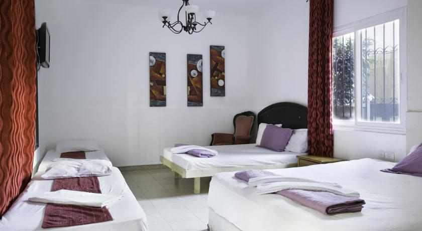 חדר משפחה מלון לואי בחיפה