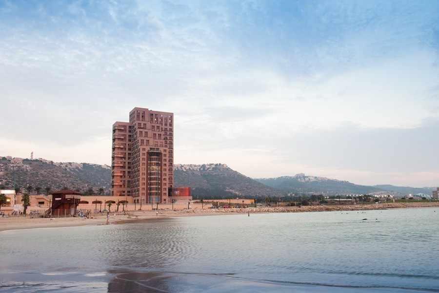 בית מלון לאונרדו פלאזה חיפה