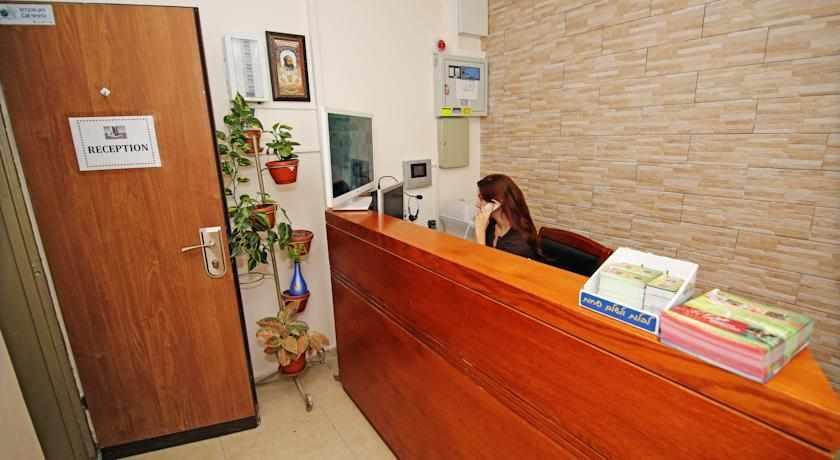 קבלה מלון סי פלאזה חיפה