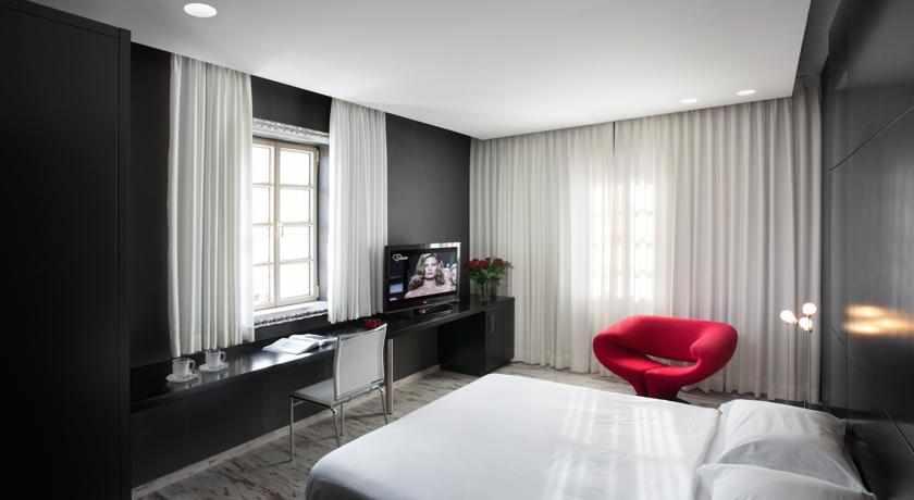 חדר במלון טמפלרס חיפה