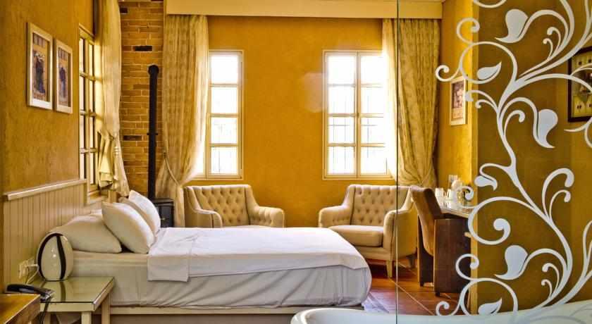 מלון טמפלרס חיפה
