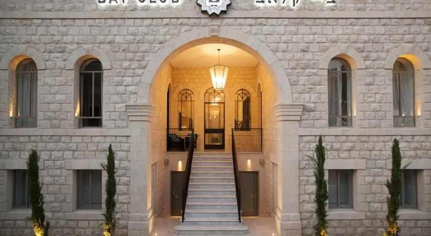 מלון ביי קלאב בחיפה